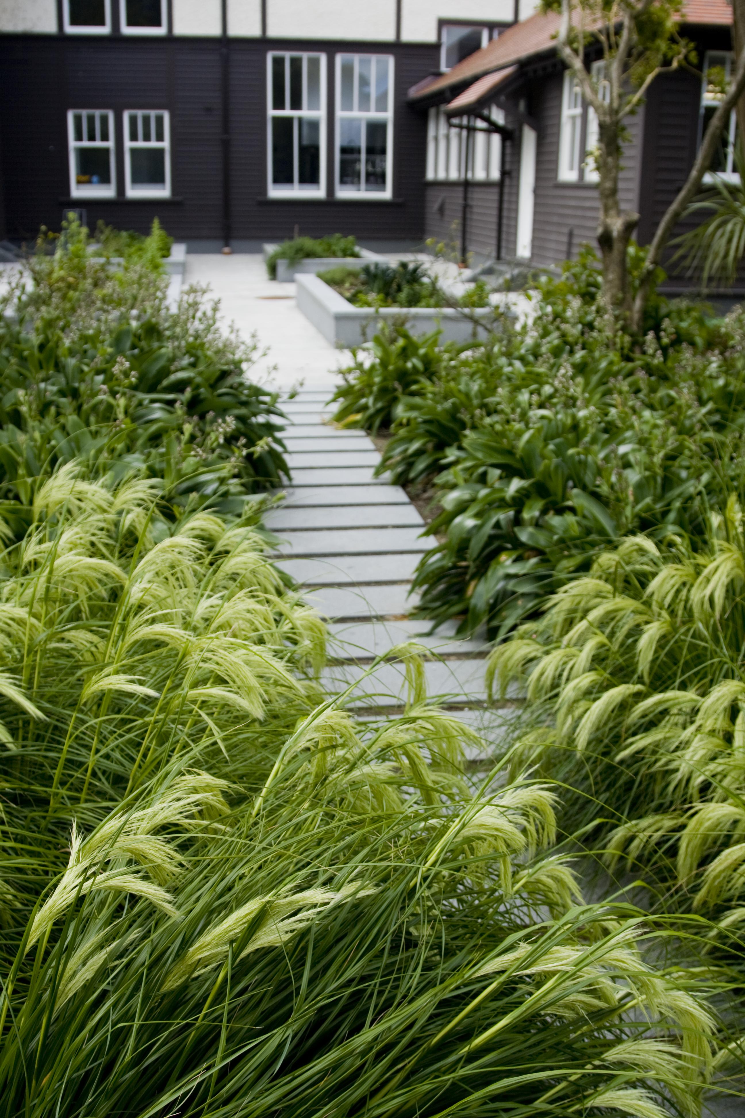 Garden design images nz for Landscape design jobs new zealand