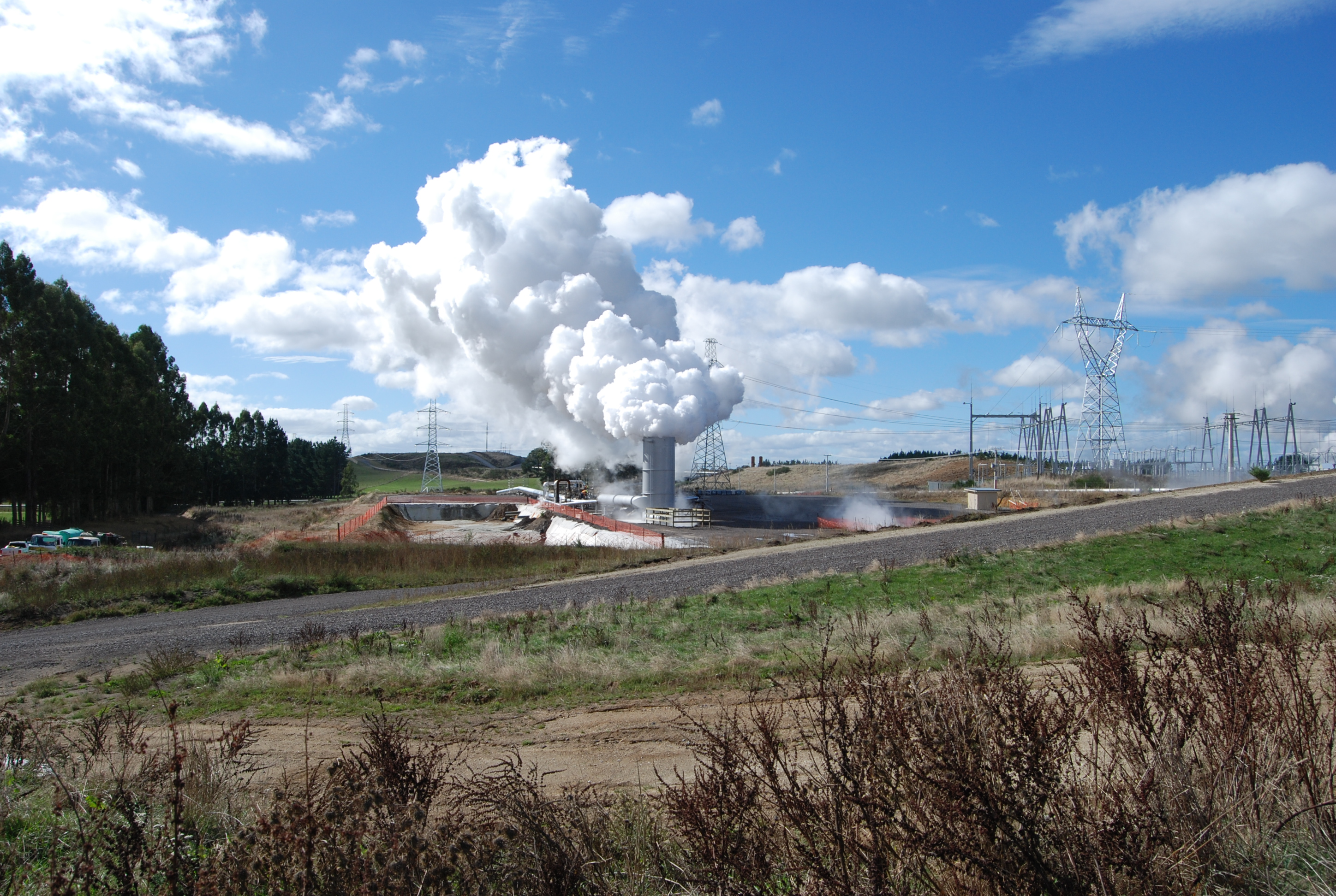 Te Mihi Geothermal Power Station – replacing old with new